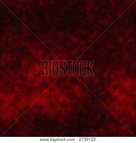 Red  Mottled Background