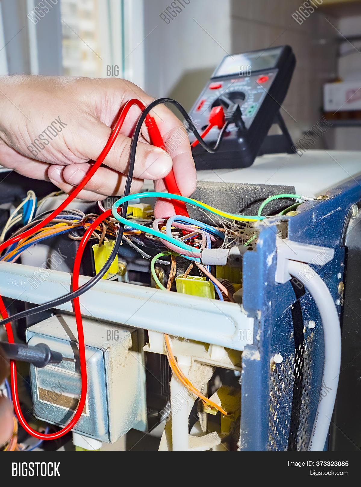 Man Repairing Image Photo Free Trial