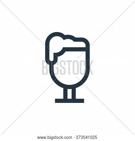 beer icon isolated on white background from  collection. beer icon trendy and modern beer symbol for