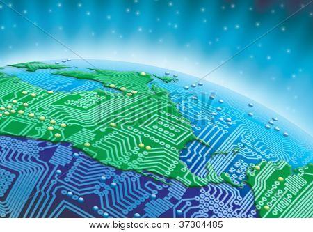 Electronic World