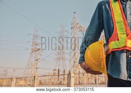 Professional Engineer Construction Building Worker Development Success Business
