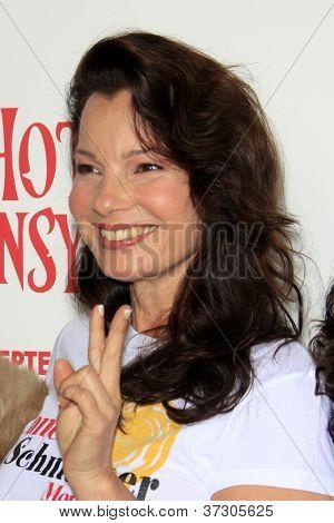LOS ANGELES - SEP 22:  Fran Drescher arrives at the