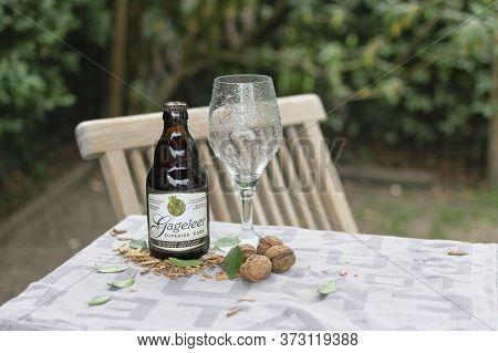 Sint Gillis Waas, 22 May 2020, Gageleer Craft Belgian Beer Superior Dark Is The Dark Version