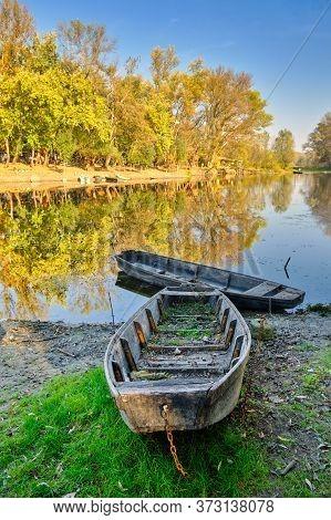 Special Nature Reserve Kovilj – Petrovaradin Marshes In Vojvodina, North Serbia