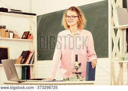 Structure Educational System. Educational Program For Primary School. Educational Methods Include St