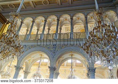 Gallery Hermitage Winter Palace