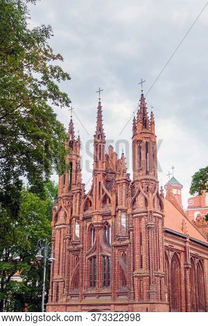 The Cathedral of Vilnius, Lithuanian