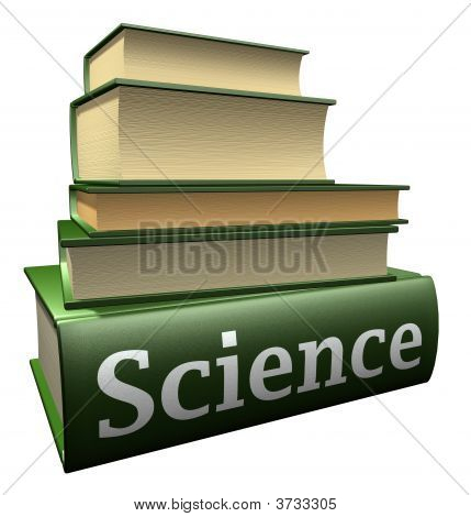Education Books - Science