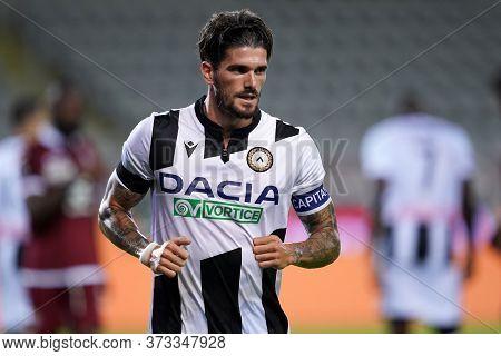 Torino (italy) 23th June 2020. Italian Serie A . Torino Fc Vs Udinese Calcio. Rodrigo De Paul Of Udi