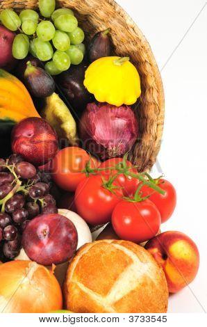 Produce Basket Detail