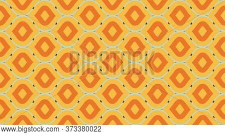 Pattern Vintage Seamless.  Classic Delicate Geometry Design.  Creative Luxry Graphic Art Decor. Seam