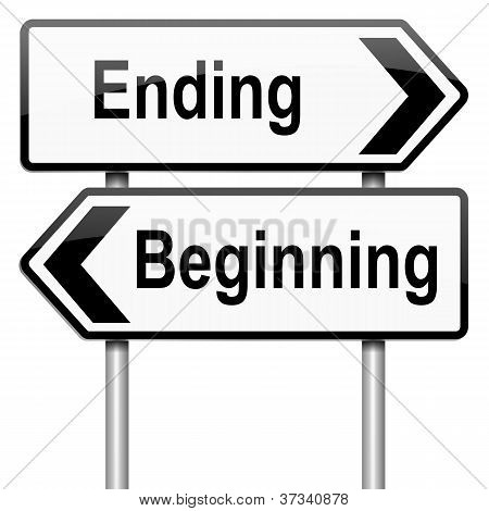 Begin Or End.