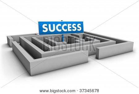 Success Labyrinth