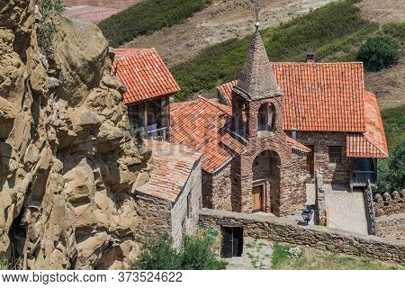 Lavra Monastery At Davit Gareja Monastic Complex, Georgia