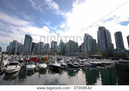 Downtown Vancouver B.C.