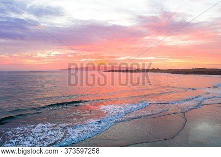 Maghery Beach Towards Aran Island - Arranmore - County Donegal, Ireland