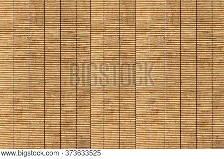Pattern Of Bamboo Blinds Texture And Seamless Background