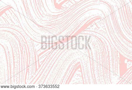 Grunge Texture. Distress Pink Rough Trace. Fascinating Background. Noise Dirty Grunge Texture. Lovel