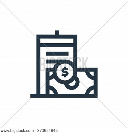 flat icon isolated on white background from real estate collection. flat icon trendy and modern flat