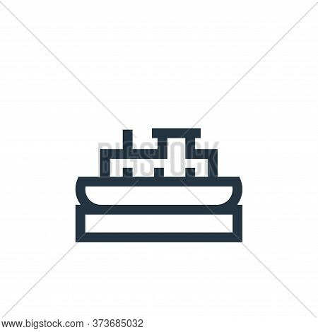 boat icon isolated on white background from holland collection. boat icon trendy and modern boat sym