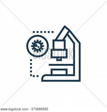 research icon isolated on white background from pandemic collection. research icon trendy and modern