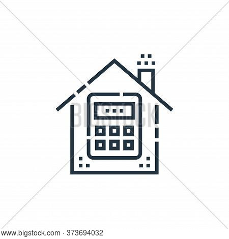 password icon isolated on white background from smarthome collection. password icon trendy and moder