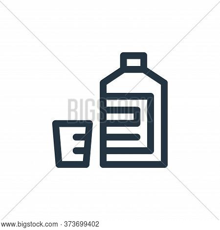 mixture icon isolated on white background from medicine collection. mixture icon trendy and modern m