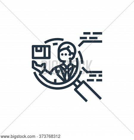 competitor icon isolated on white background from branding collection. competitor icon trendy and mo