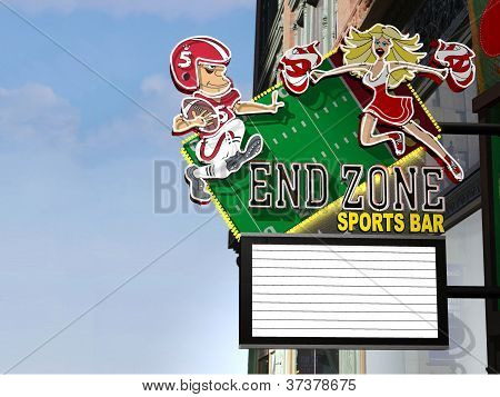 End Zone Sports Bar