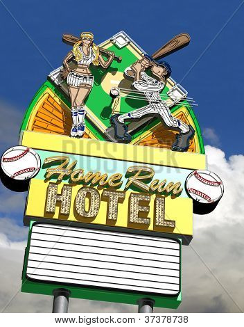 Home Run Hotel