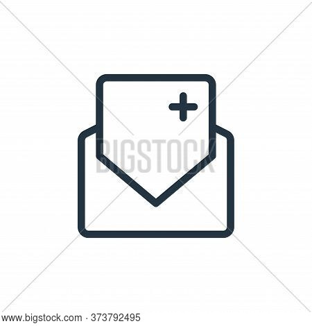 score icon isolated on white background from online learning collection. score icon trendy and moder