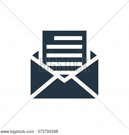 message icon isolated on white background from advertisement collection. message icon trendy and mod
