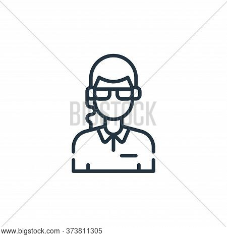 bodyguard icon isolated on white background from fame collection. bodyguard icon trendy and modern b