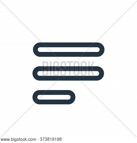 option icon isolated on white background from device collection. option icon trendy and modern optio