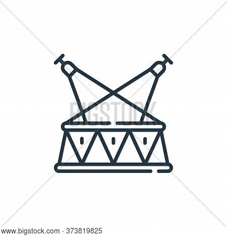 stage icon isolated on white background from circus collection. stage icon trendy and modern stage s