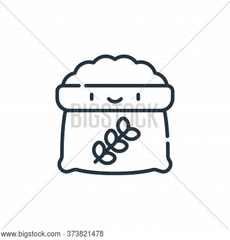 food icon isolated on white background from animal welfare collection. food icon trendy and modern f
