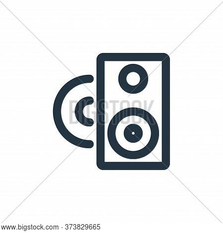 sound icon isolated on white background from holiday collection. sound icon trendy and modern sound