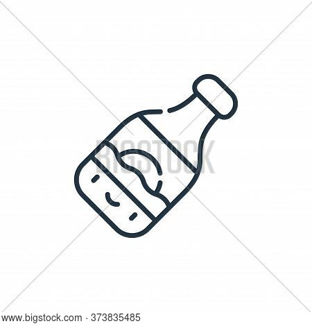 beer icon isolated on white background from reggae collection. beer icon trendy and modern beer symb