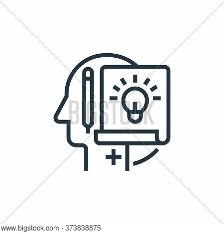 project icon isolated on white background from business risks collection. project icon trendy and mo