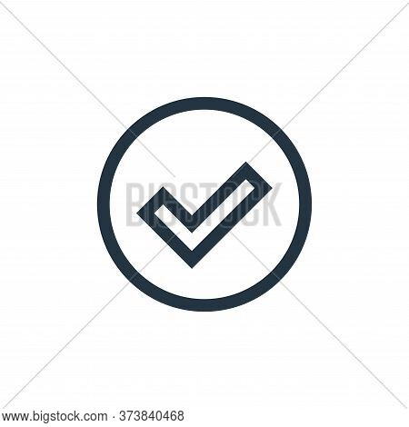 sign icon isolated on white background from web essentials collection. sign icon trendy and modern s