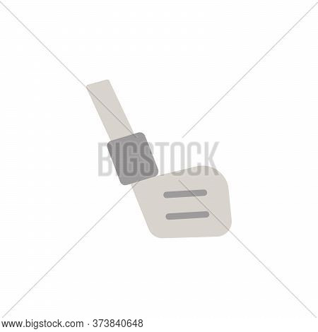 Golf Stick Colored Icon. Simple Colored Element Illustration. Golf Stick Concept Symbol Design From