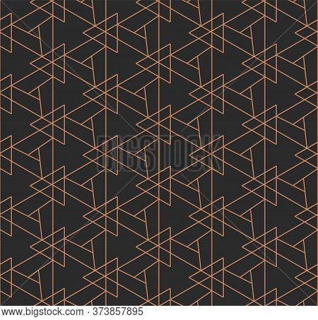 Repeat Vintage Vector Rhombus Swatch Texture. Seamless Creative Graphic, Cell Decoration Pattern. Re