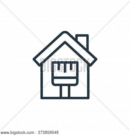 cleaning icon isolated on white background from stay at home collection. cleaning icon trendy and mo