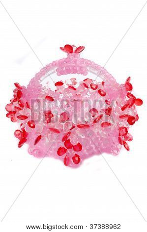 Kunsthandwerk Perlen Kristall