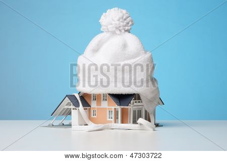 Heat Insulation Of House