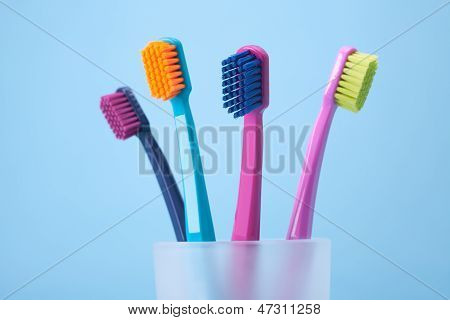 Dental Hygiene - Toothbrushes