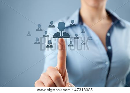 Human Resources And Crm