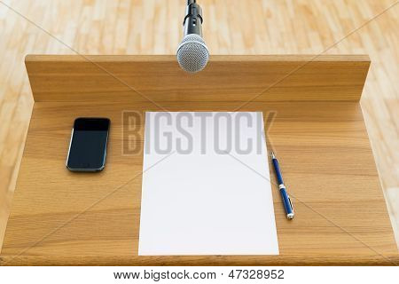 Public speech, oratory