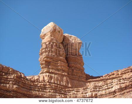 Twin Rocks - Bluff, Ut