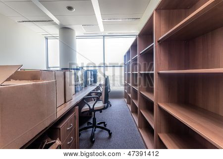 Moving To New Office